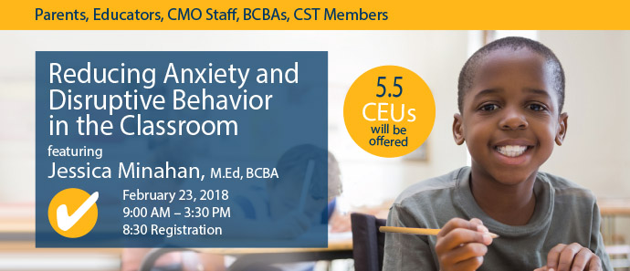 How Anxiety Leads To Disruptive Behavior >> Reducing Anxiety And Disruptive Behavior In The Classroom Honor